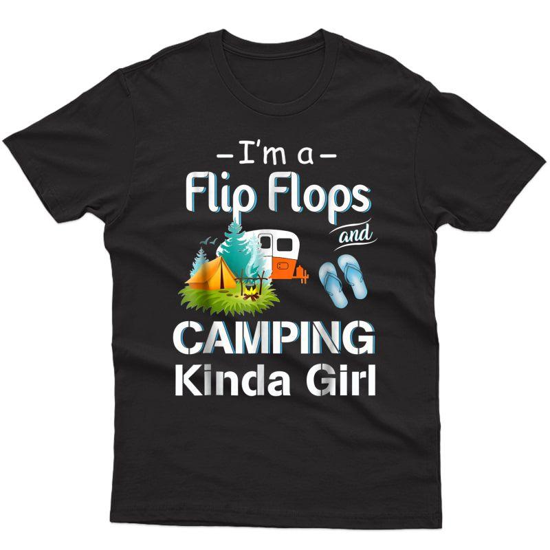 Funny Camping T-shirts