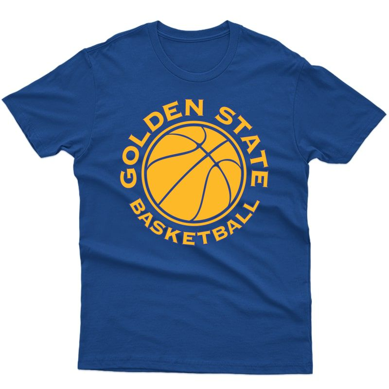 Golden State West Coast Pro Basketball Fan Pullover Shirts