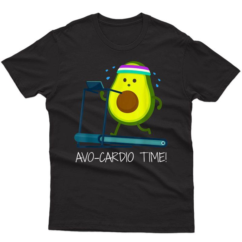 It's Avo-cardio Pajamas Time! Ness T-shirt