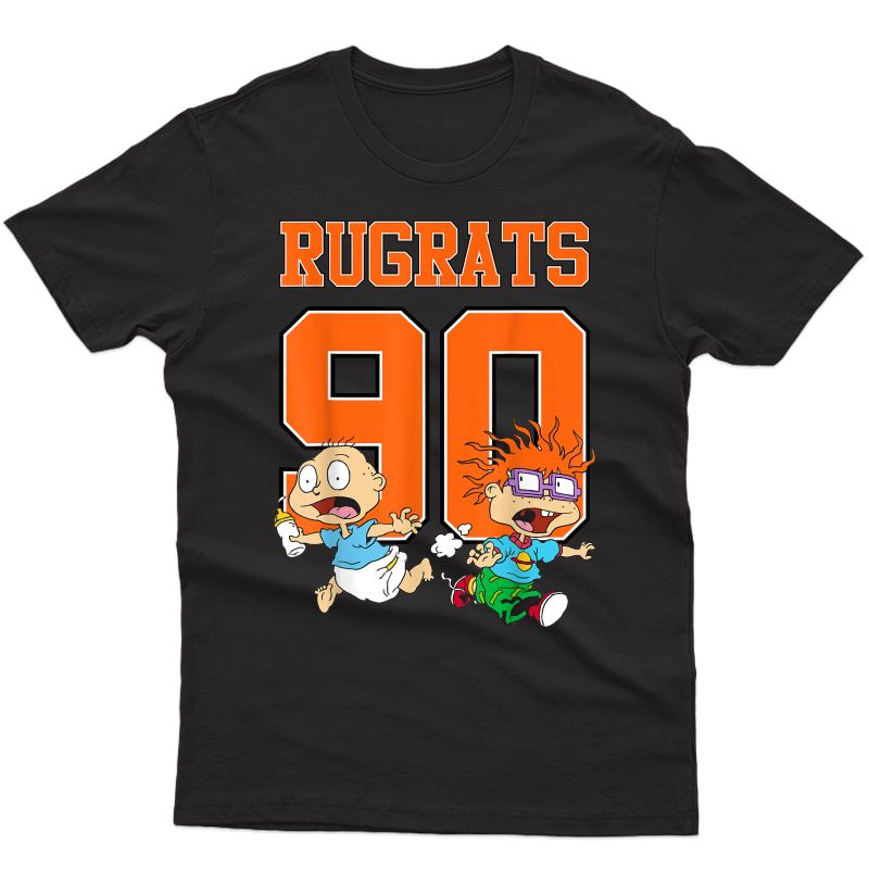 Rugrats Classic Basketball Tommy, And His Friends T-shirt