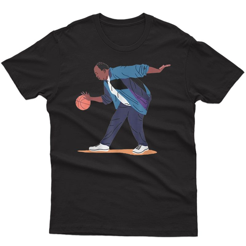 Stanley Play Basketball Funny T-shirt Woman