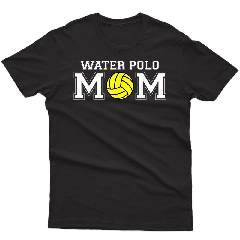 Water Polo Mom Game Day T-shirt